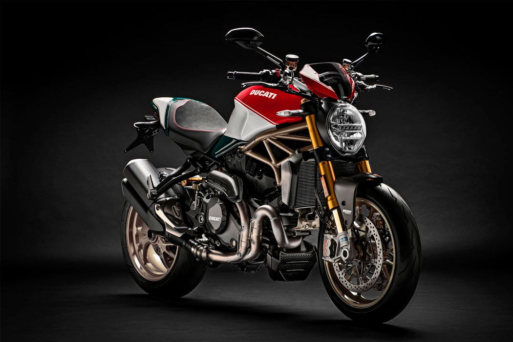 Ducati Monster 1200 Limited Edition 2018