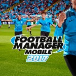Football Manager 2017 Mobil