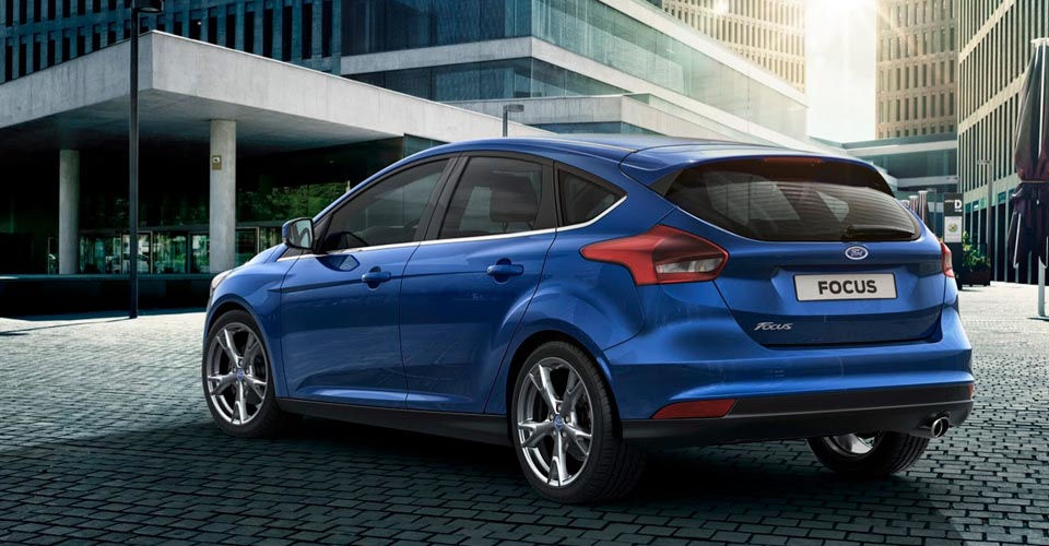 Ford Focus 2015 Ford Focus'a Yeni Kasa ford focus 2015 2