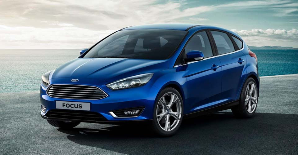 Ford Focus 2015 Ford Focus'a Yeni Kasa ford focus 2015